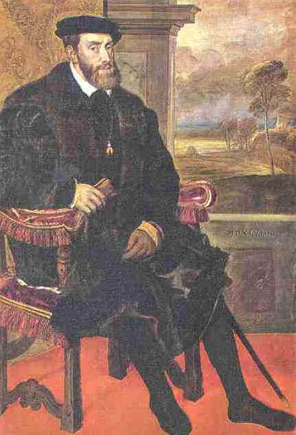 Karl Der V
